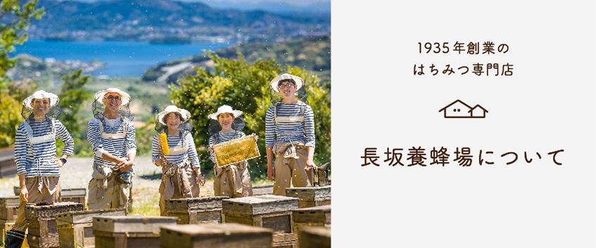 長坂養蜂場について