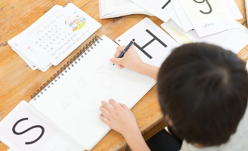 勉強盛りのお子さんの集中力をサポート
