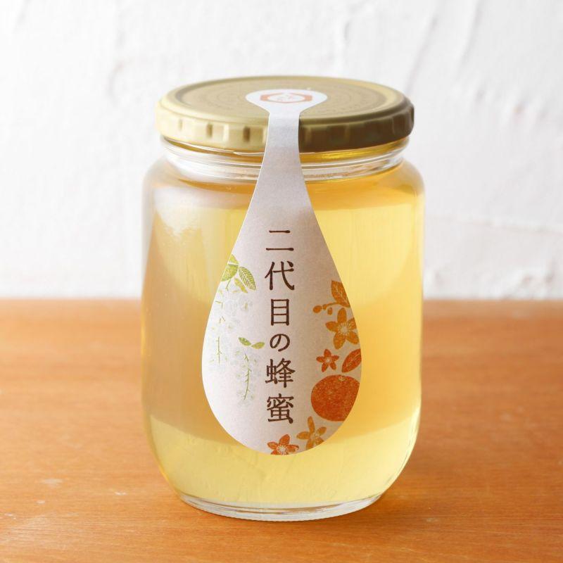 二代目の蜂蜜 850g