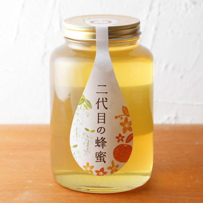 二代目の蜂蜜 2000g