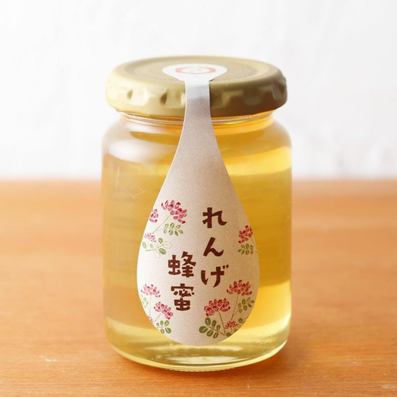 国産れんげ蜂蜜 200g