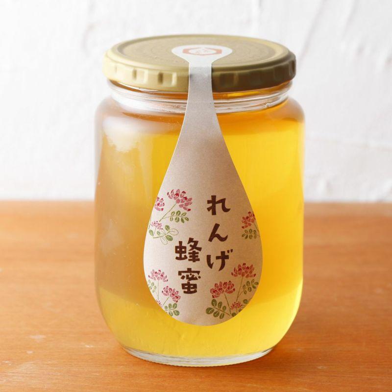 国産れんげ蜂蜜 850g