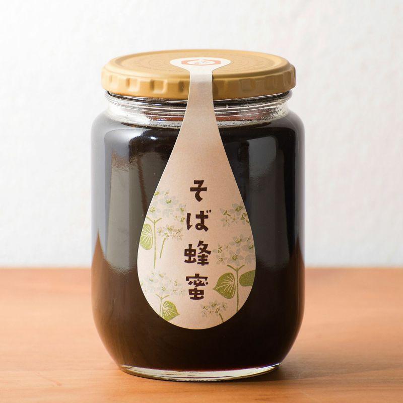 国産そば蜂蜜 850g