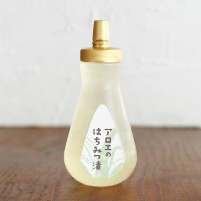 アロエのはちみつ漬ボトルタイプ 430g