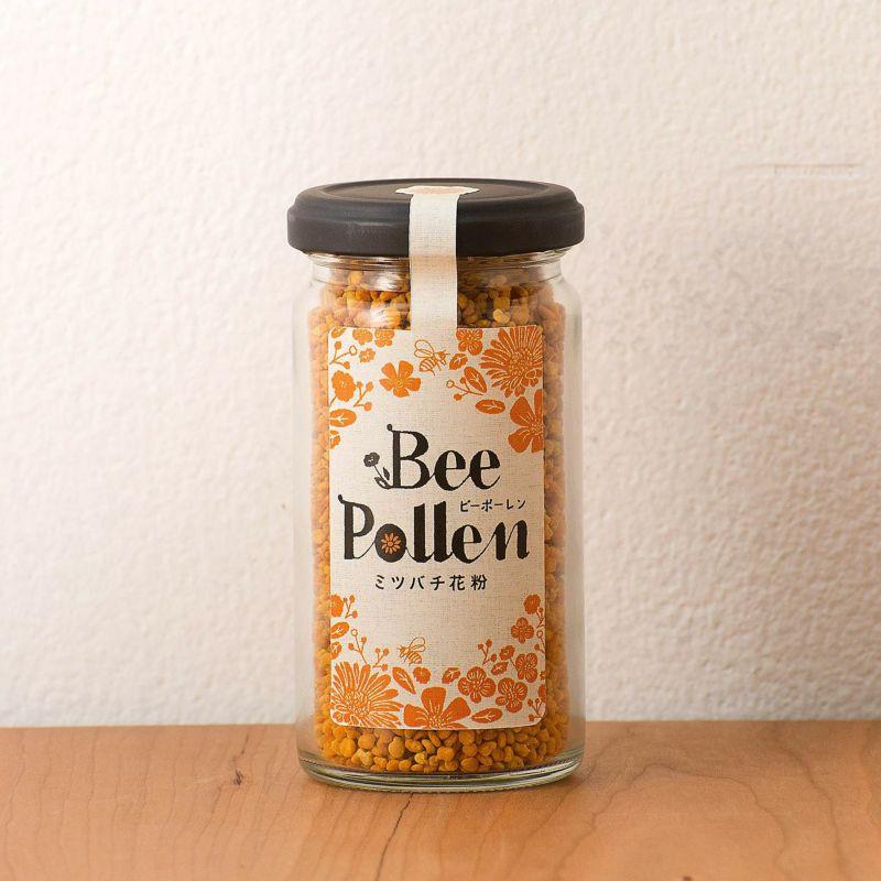 ミツバチ花粉ビーポーレン