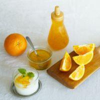 【お試し感謝価格】オレンジのはちみつ漬